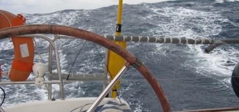 Meilentörn Mittelmeer